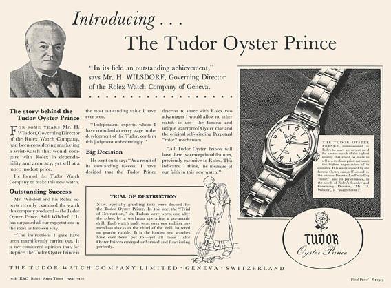 Tudor Rolex