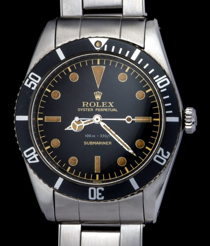 Rolex Submariner referenza 5508
