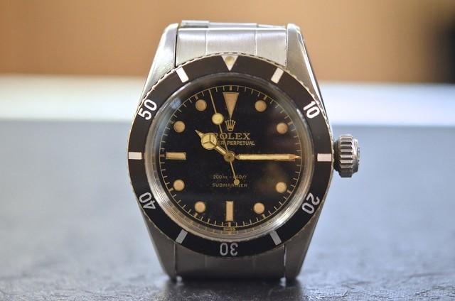 """Rolex Submariner ref. 6538 """"Coroncione"""""""