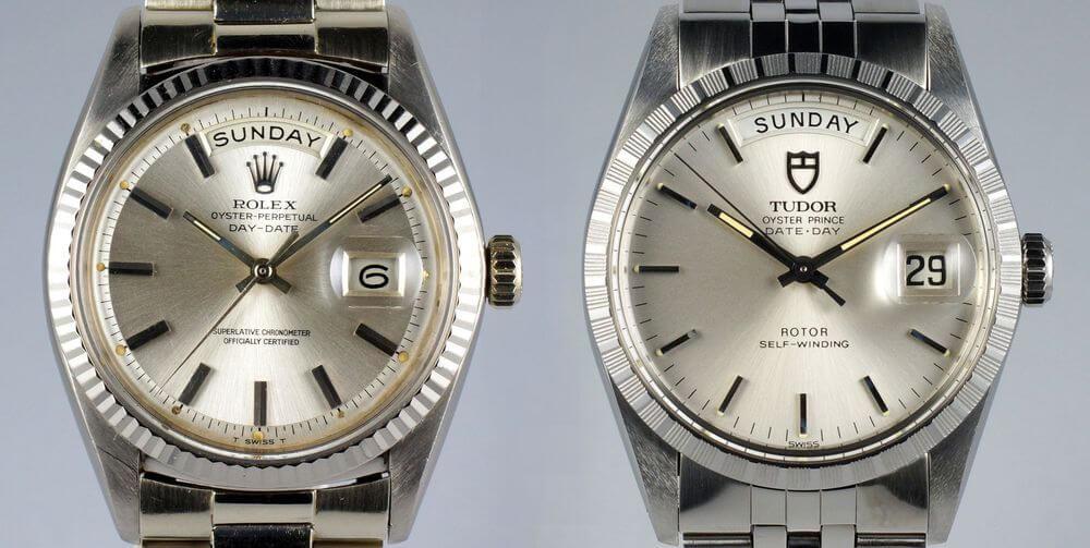 Rolex vs. Tudor