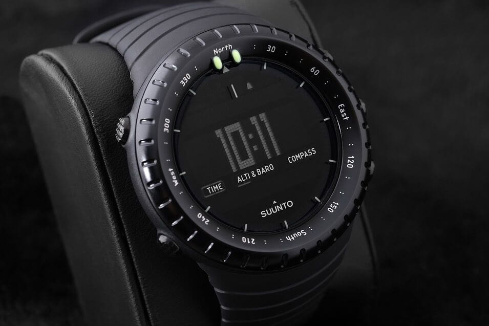 Recensione Suunto Core All Black