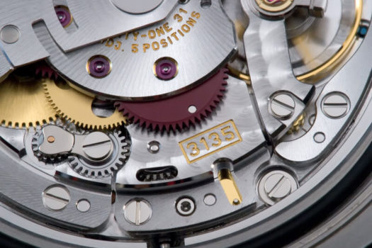 Calibro 3135 Rolex vs Rolex 3131