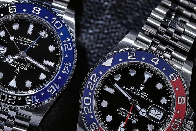 Orlogi Rolex GMT Master