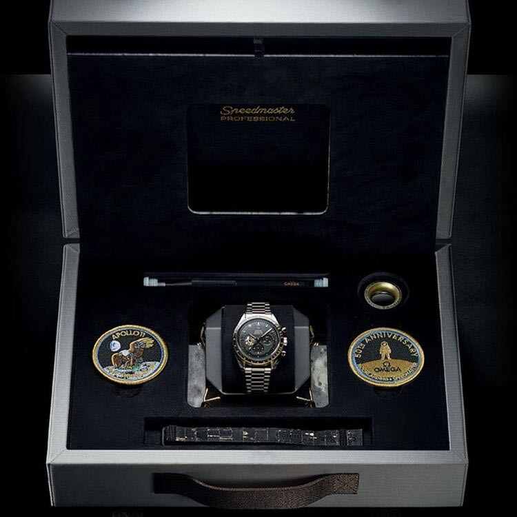 Prezzo Speedmaster Apollo 11 50th Anniversary