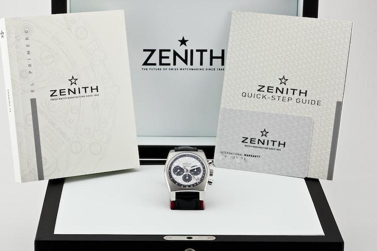 Zenith El Primero A384 Prezzo