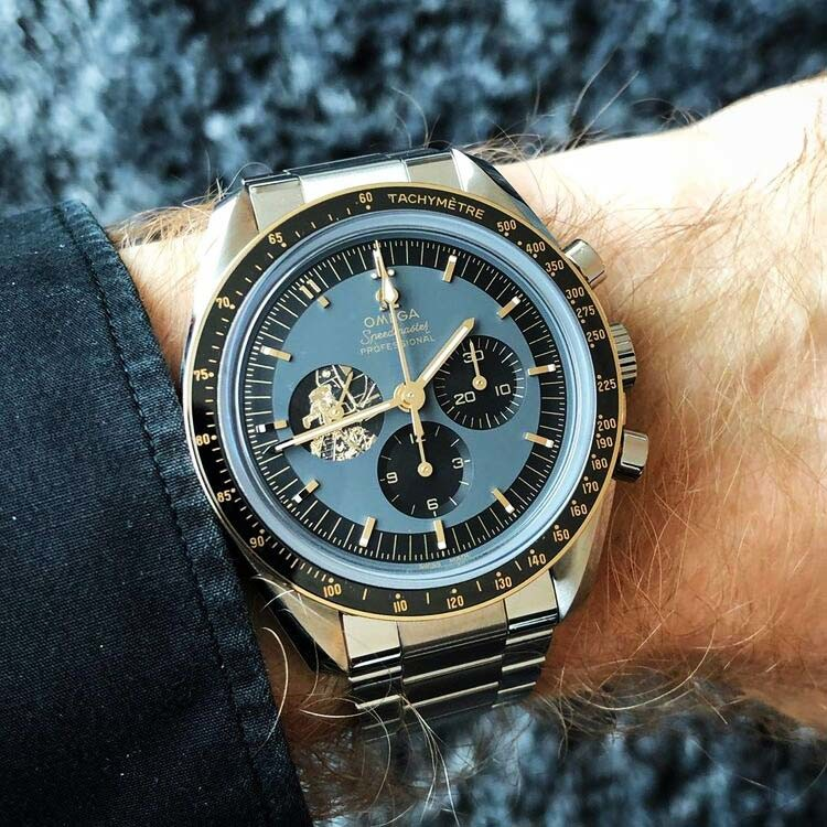 Recensione SPEEDMASTER APOLLO 11 50TH ANNIVERSARY L.E. REF. 310.20.42.50.01.001