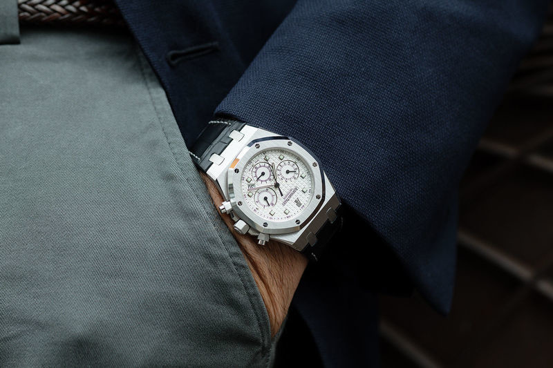 Audemars Piguet Royal Oak Crono