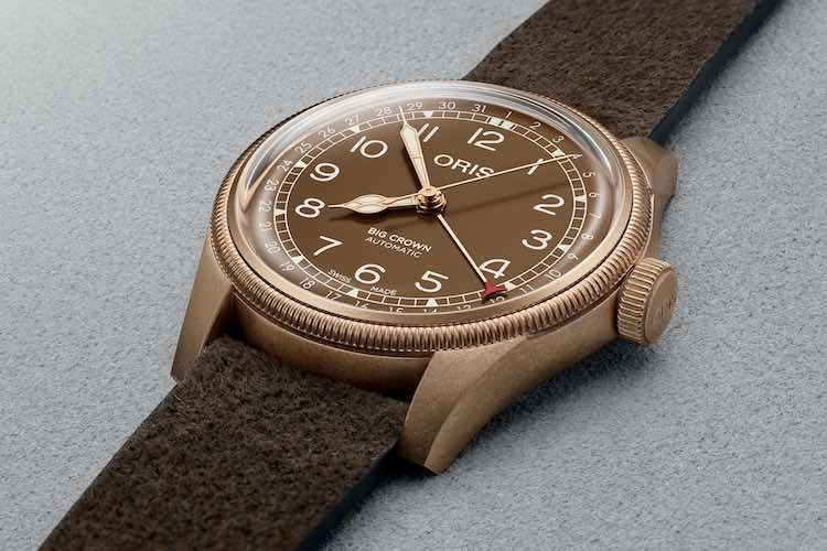 Blog Oris Big Crown Bronze Pointer Date