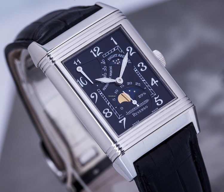 Jaeger LeCoultre Reverso Sun and Moon