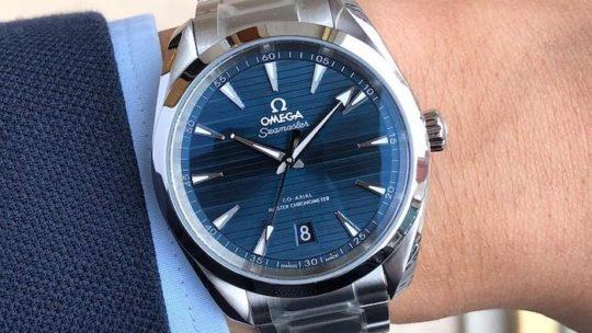 Recensione Omega Seamaster Aqua Terra