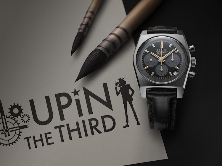 Zenith Revival A384 Lupin III