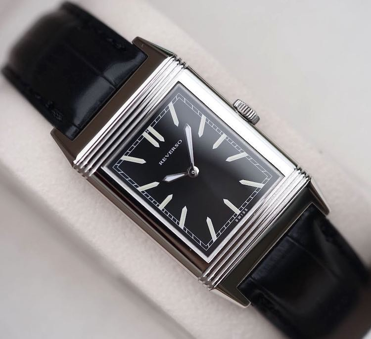 Jaeger LeCoultre Reverso Ultra Thin Tribute to 1931