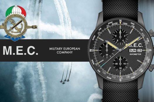 Orologio M.E.C. Military
