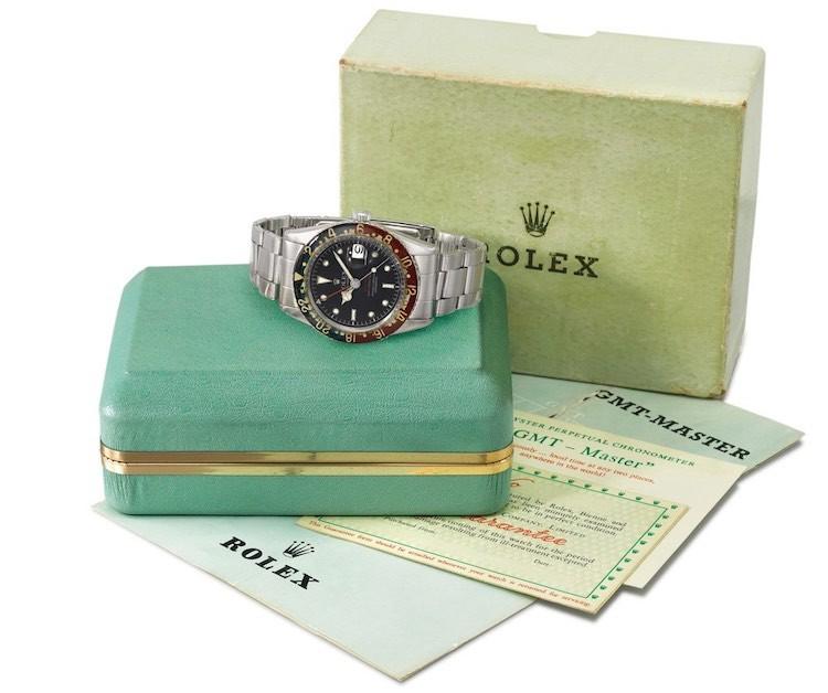 Rolex GMT Master Ref. 6542,