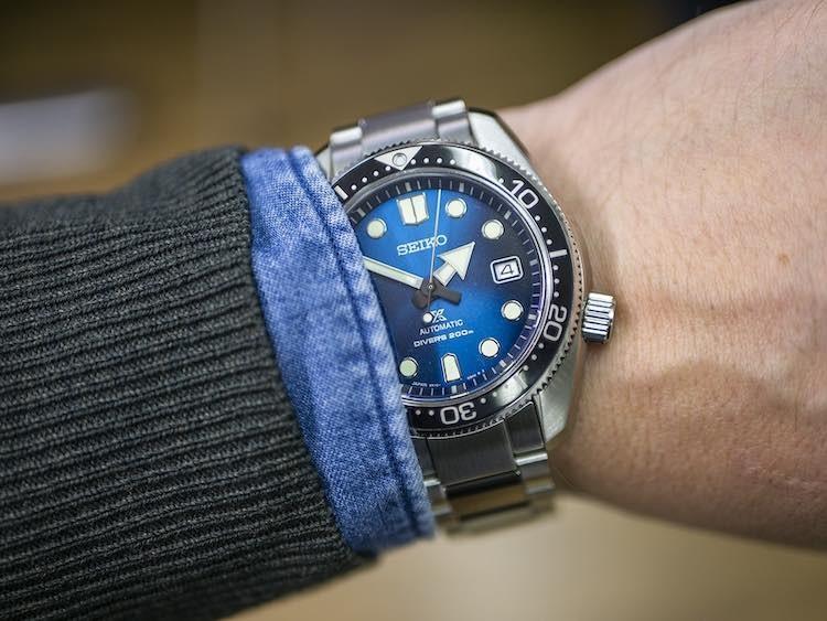 Diver Seiko Prospex SPB083J1