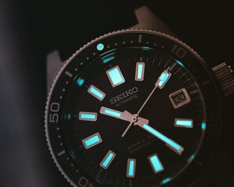 Luminosità del Seiko SLA017