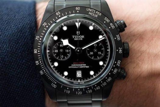 Tudor Chrono Black Bay Dark