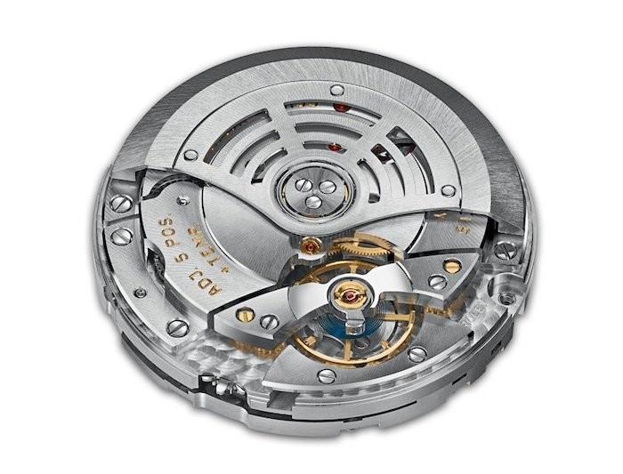 Movimento Rolex 9001