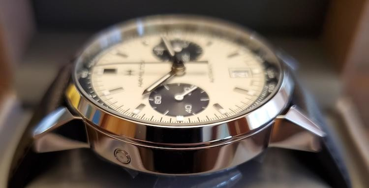 hamilton automatic chronograph Review