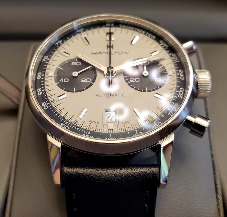 Orologio Hamilton chrono