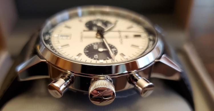 Hamilton Intra-matic auto chrono h38416711