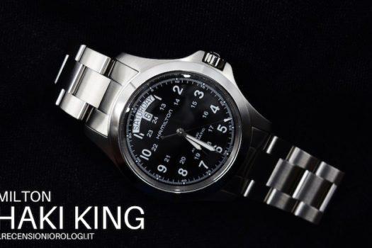 Hamilton Khaki King: Recensione, prezzo, video e opinioni