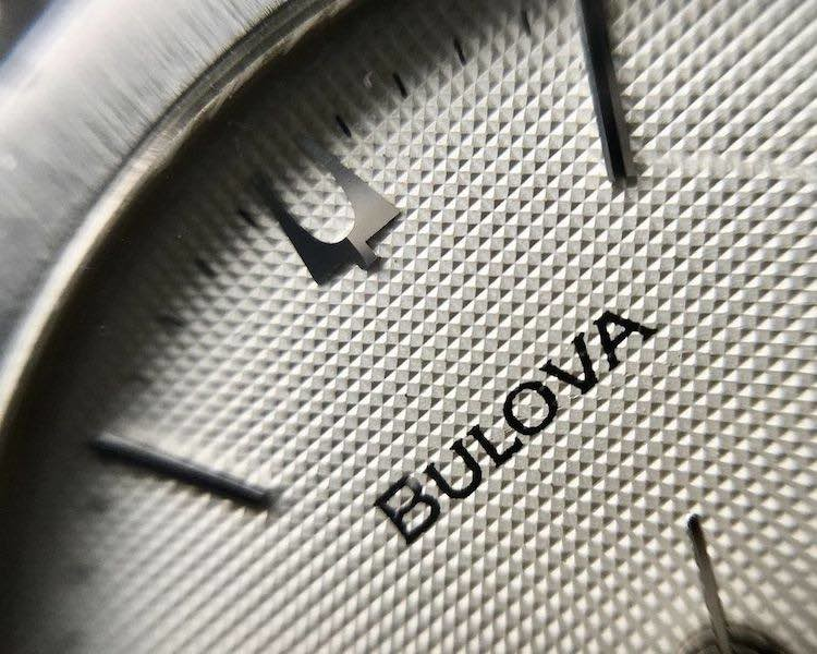 Bulova quartz royal oak