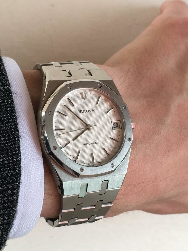 Bulova Royal Oak Ebay