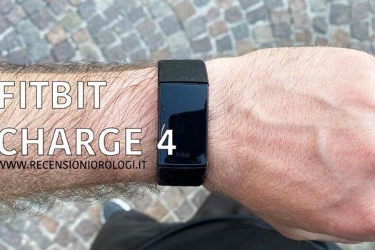 Fitbit Charge 4 Recensione, opinioni e prezzo