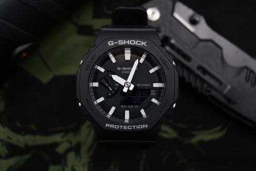 Casio G-Shock GA 2100 | Recensione e Prezzo del Casio CasiOak