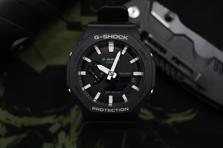 G Shock GA 2100 Recensione