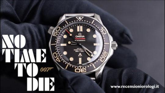 Omega Seamaster 007 Recensione