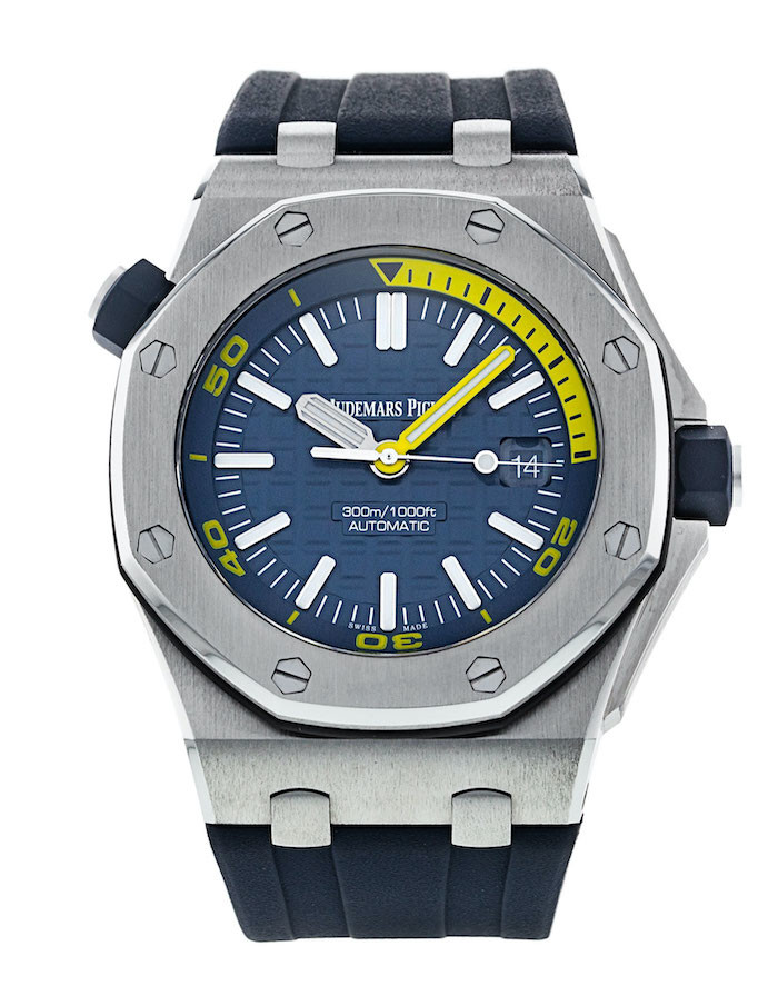 Audemars Piguet Royal Oak Offshore Diver 15710ST.OO.A027CA.01 - 42mm