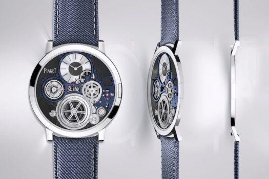 Piaget Altiplano Ultimate Concept: l'orologio più sottile al mondo