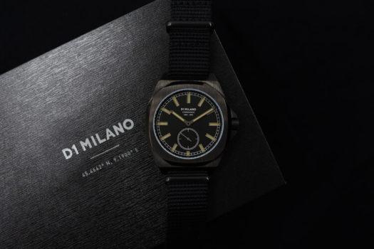 """D1 Milano """"COMMANDO"""" 38mm: recensione, prezzo e opinioni"""