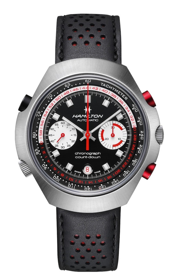 Orologio Hamilton Chrono-Matic 50