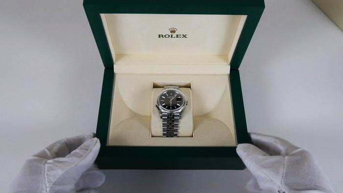 rolex datejust 36 mm ref. 126234