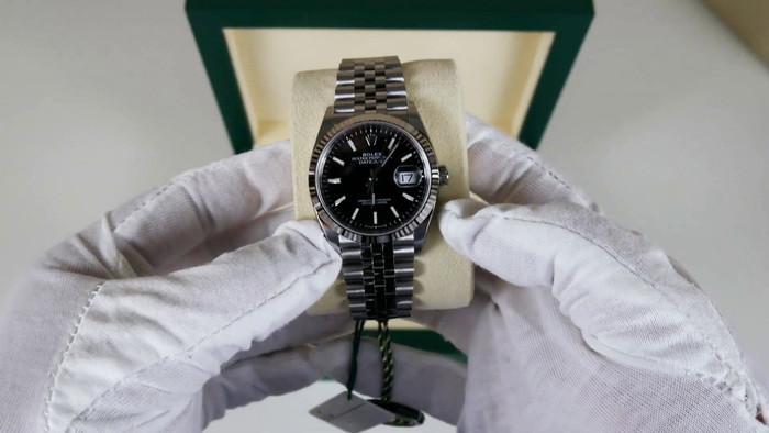 Recensione Rolex 126234