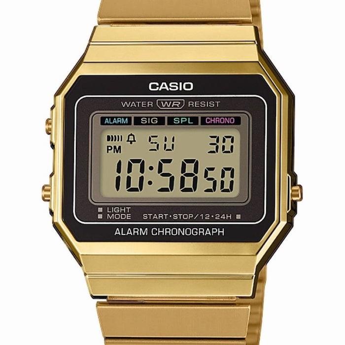 Casio Iconic A700WEG-9AEF