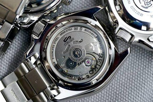 Seiko 4R36: caratteristiche del movimento e i migliori modelli