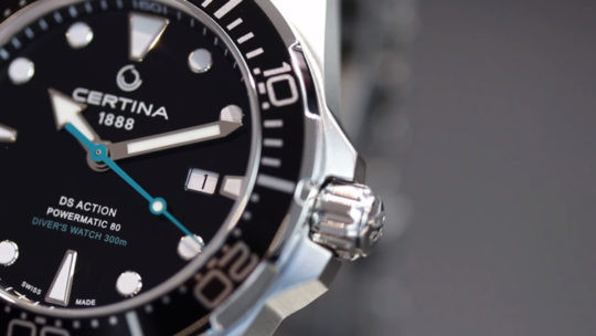 Recensione Certina DS Action Diver