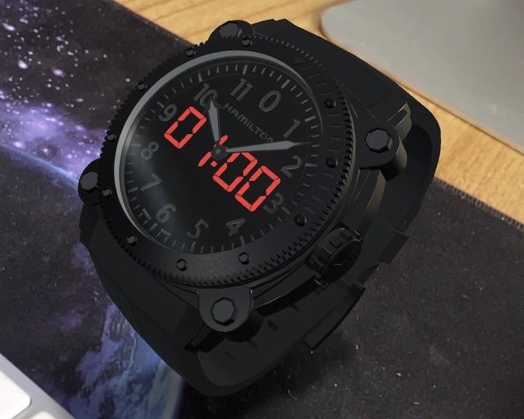 Khaki Navy Belowzero Tenet 3D