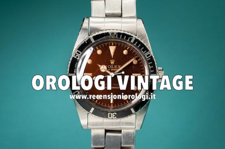 Orologi vintage: Guida e consigli per la scelta al miglior segnatempo