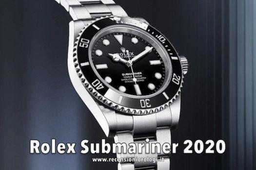 Rolex Submariner 2020, tutte le novità e le Referenze