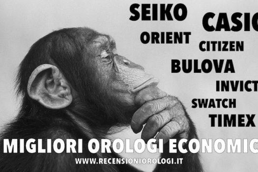 I migliori Orologi Economici 2021