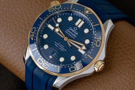 Omega Seamaster Diver 300M: Recensione e prezzi dei migliori orologi della collezione