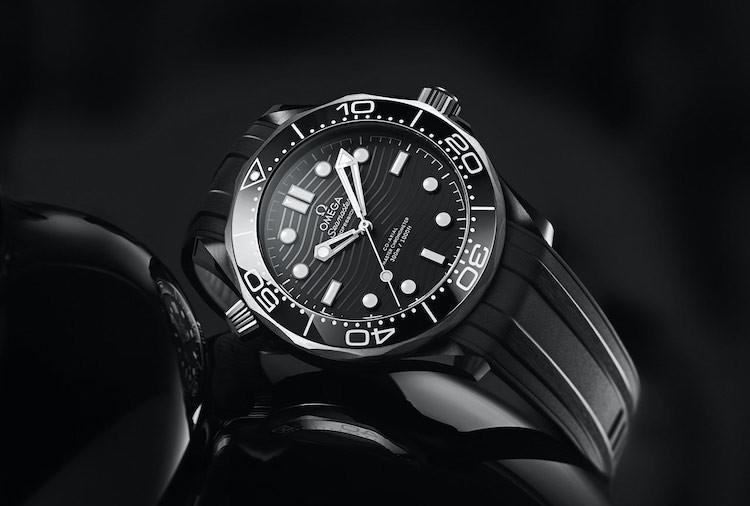 Recensione Omega Seamaster Diver 300M Black Ceramic