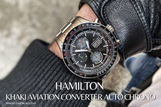 Hamilton Khaki Aviation Converter