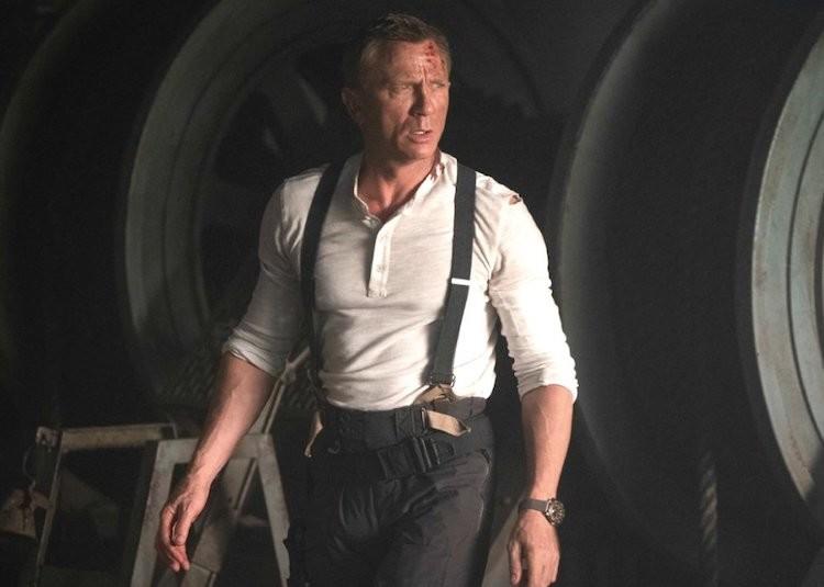 orologi nei film daniel craig no time to die con omega seamaster