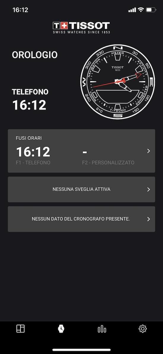 iApp T-connect IOS
